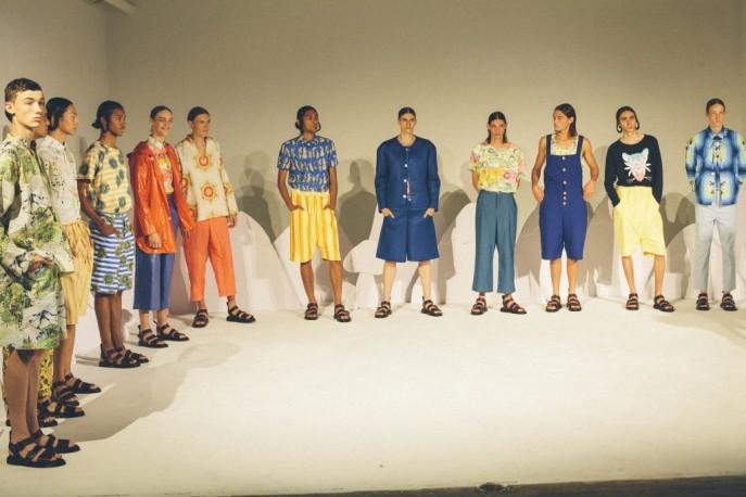 Boyswear S/S 16 collection. Photo courtesy of Spencer Kohn.